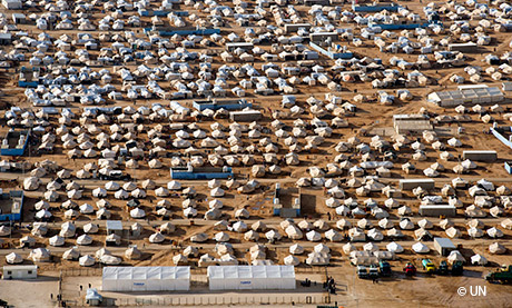 Syrian Refugees on the Lebonon and Syria Border UN Photo Main