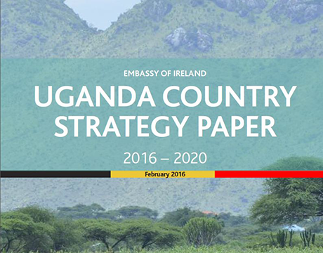 Uganda Country Strategy Paper 2016-2020